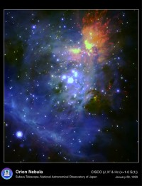 copyright © : Subaru Telescope, National Astronomical Observatory of Japan (NAOJ)